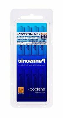 Pack Panasonic eneloop AAA 8  BK-4MCC / 8 #R846 F/S