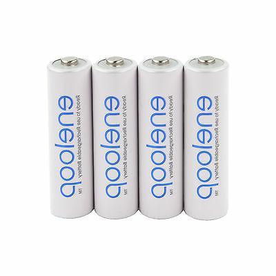 eneloop rechargeable aa batteries nimh