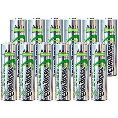 Energizer AA batteries NiMH 1.2V NH15 - 12 Count