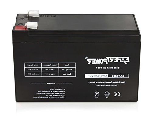 ExpertPower EXP1280 Battery