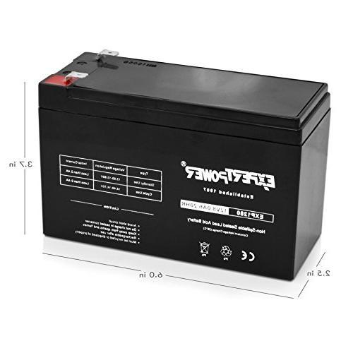 ExpertPower Battery