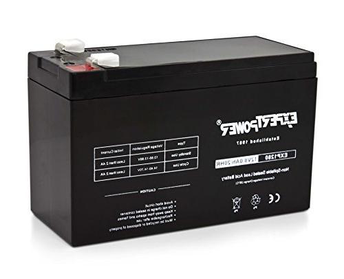 ExpertPower 12V8AH Battery