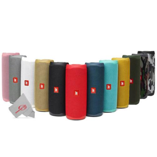 flip 5 wireless waterproof portable bluetooth stereo