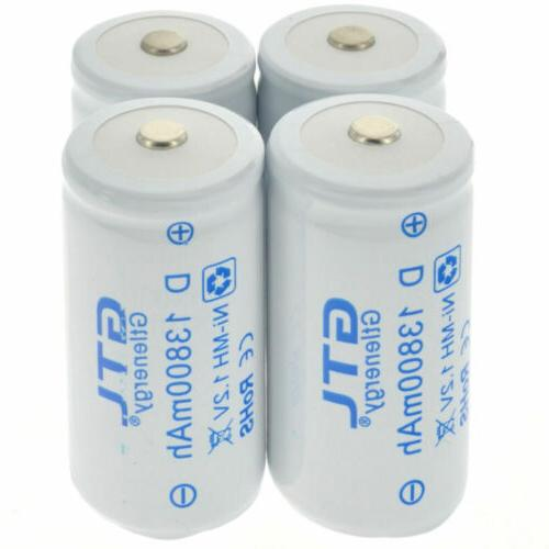 GTL Size Ni-MH Rechargeable US