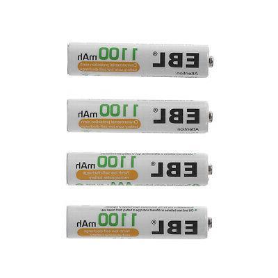 AA Rechargeable Lot 800mAh 1100mAh 2800mah / LCD Charger