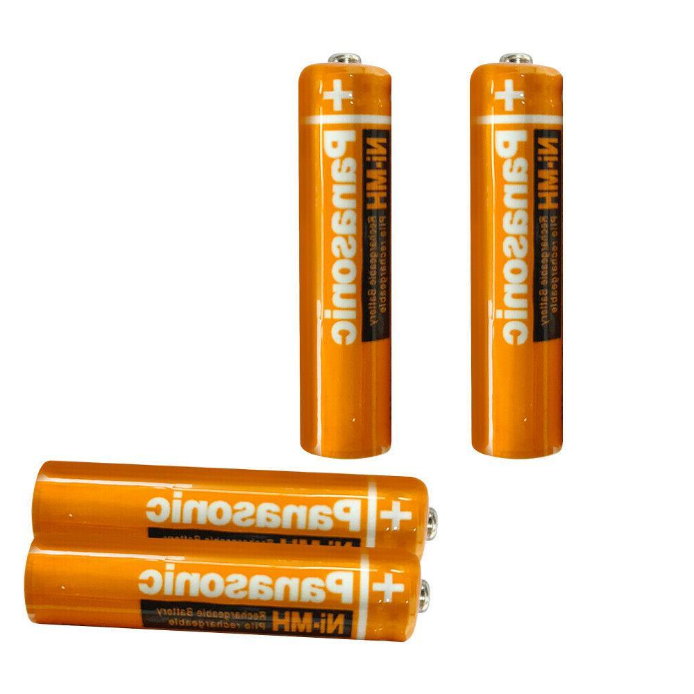 Panasonic HHR AAA Batteries for
