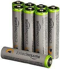 hot aaa high capacity rechargeable batteries 8