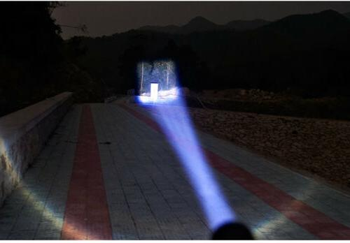 Hot Top Powerful T6 Rechargeable Flashlight