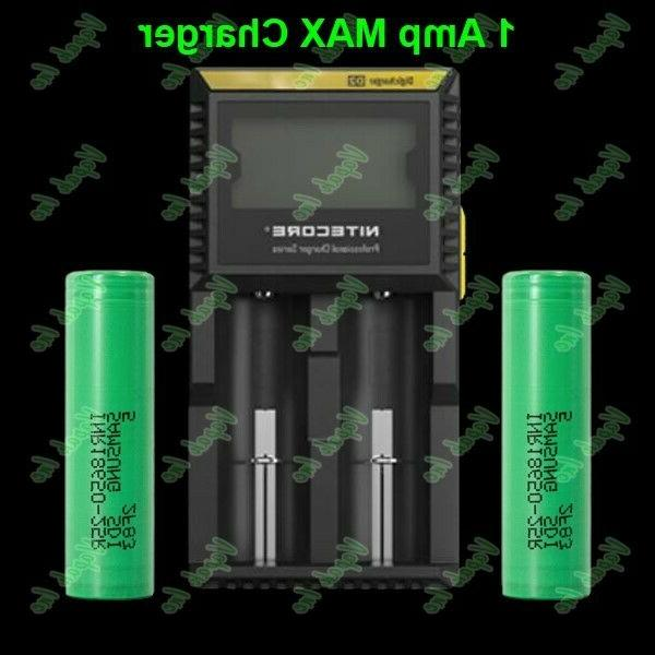 Samsung INR 18650 2500mAh 20Amp Top Rechargeable Battery Wholesale
