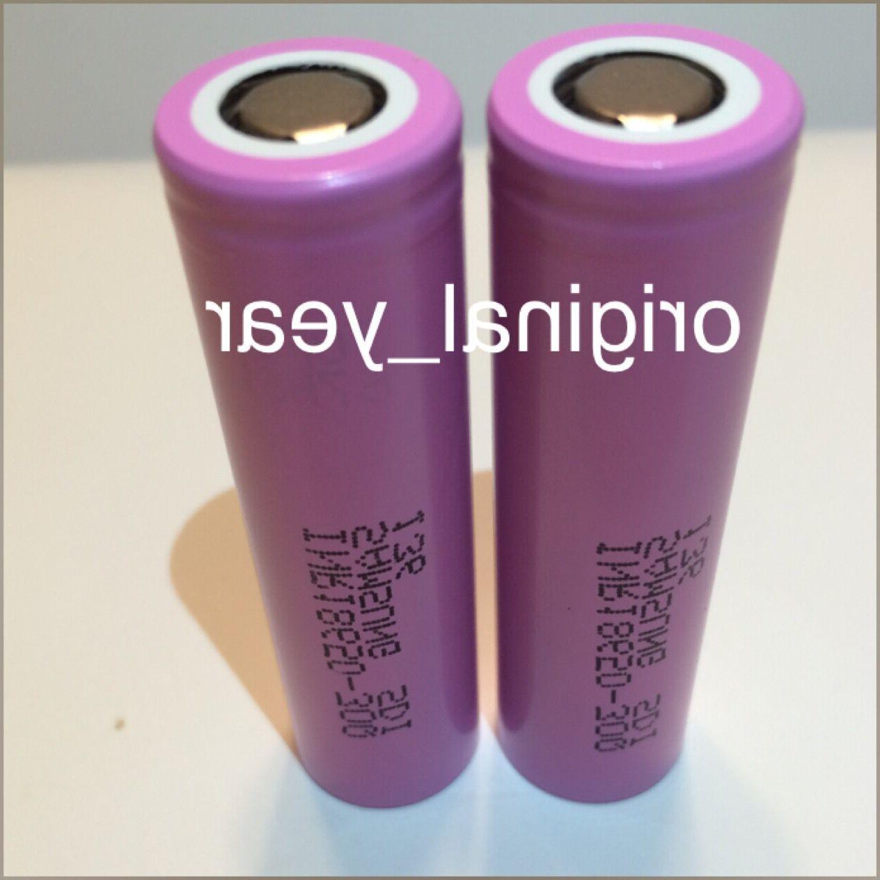 4 3000mah 15A DISCHARGE 3.7V RECHARGEABLE