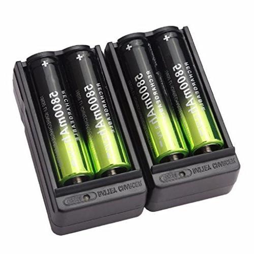 li ion 18650 rechargeable battery