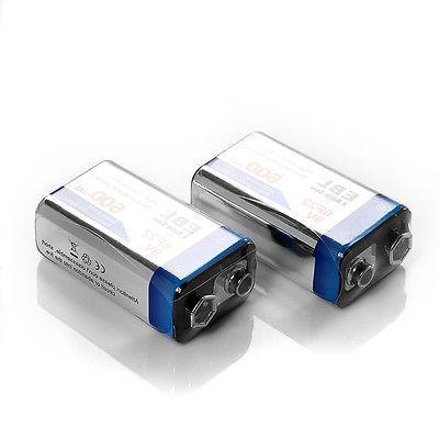 EBL Li-ion Rechargeable Battery