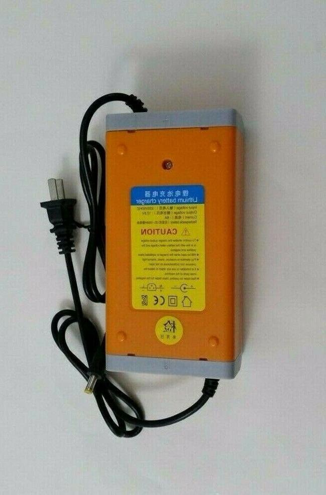 Lithium Deep Battery Home Charger BMS RV