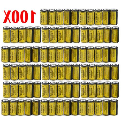 Lot 16340 Li-Ion Rechargeable Batteries for Arlo Security
