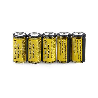 Lot 16340 CR123A 3.7V Batteries Battery Camera