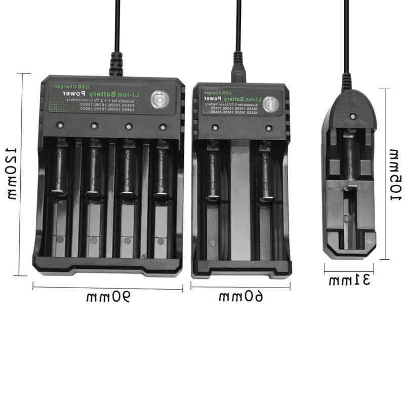 Lot Rechargeable Charger