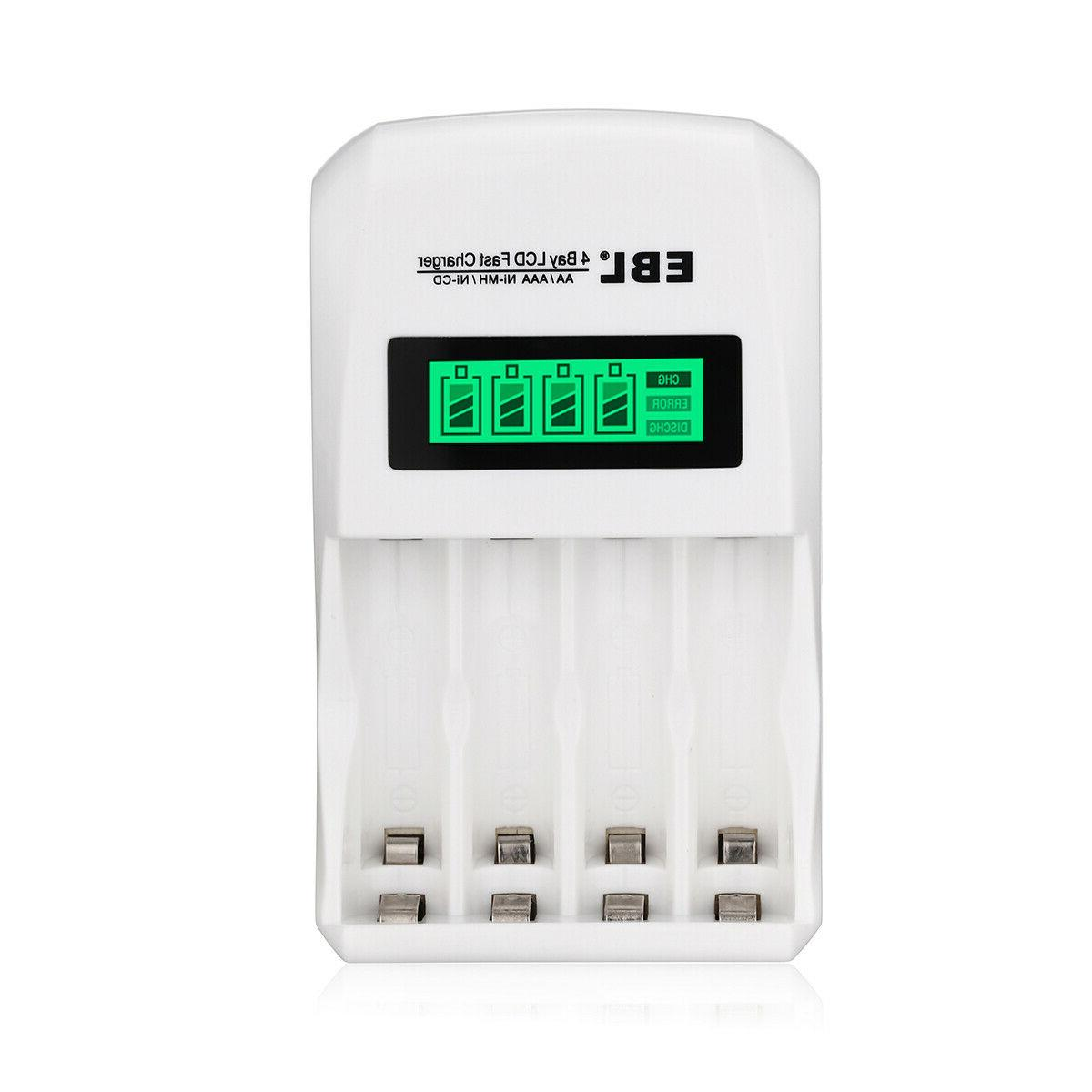 2300mAh AA Rechargeable Batteries