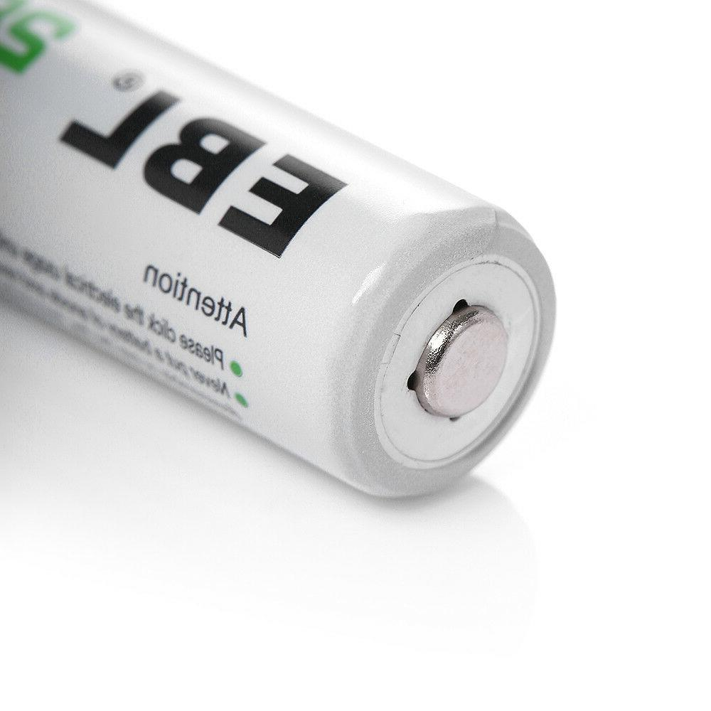 EBL AA AAA Rechargeable Batteries Ni-Mh 2300mAh 800mAh Box