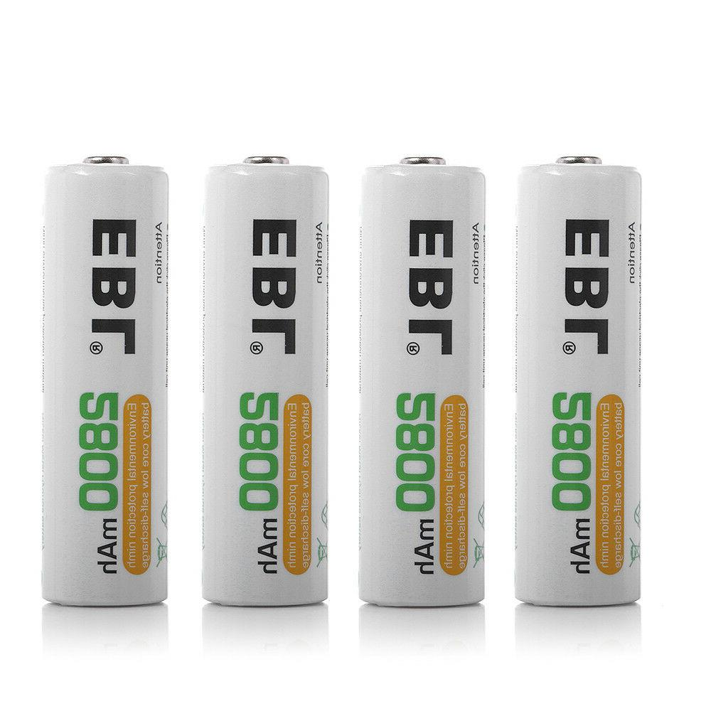 Lot 2800mAh Batteries Battery For