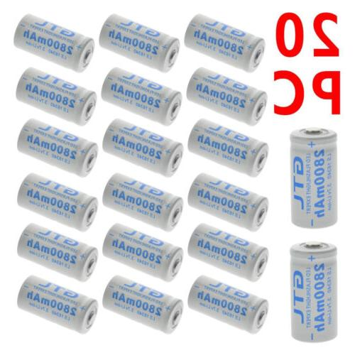 Lot 2800mAh Battery Li-ion Batteries for
