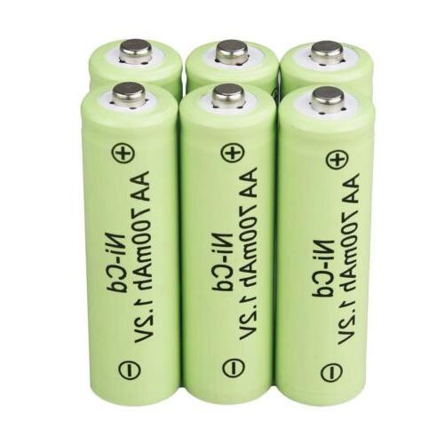 Lot Battery NiCd for Garden Solar Lamp
