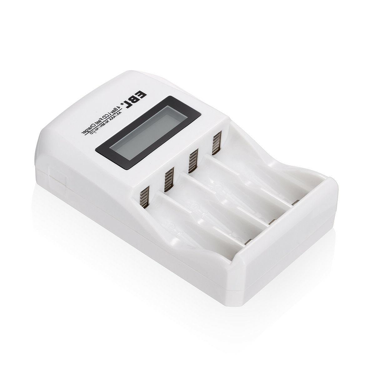 Lot AAA Rechargeable / LCD