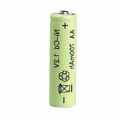 Lot Batteries NiCd AA