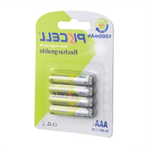 PKCELL Lot Ni-MH Batteries Camera