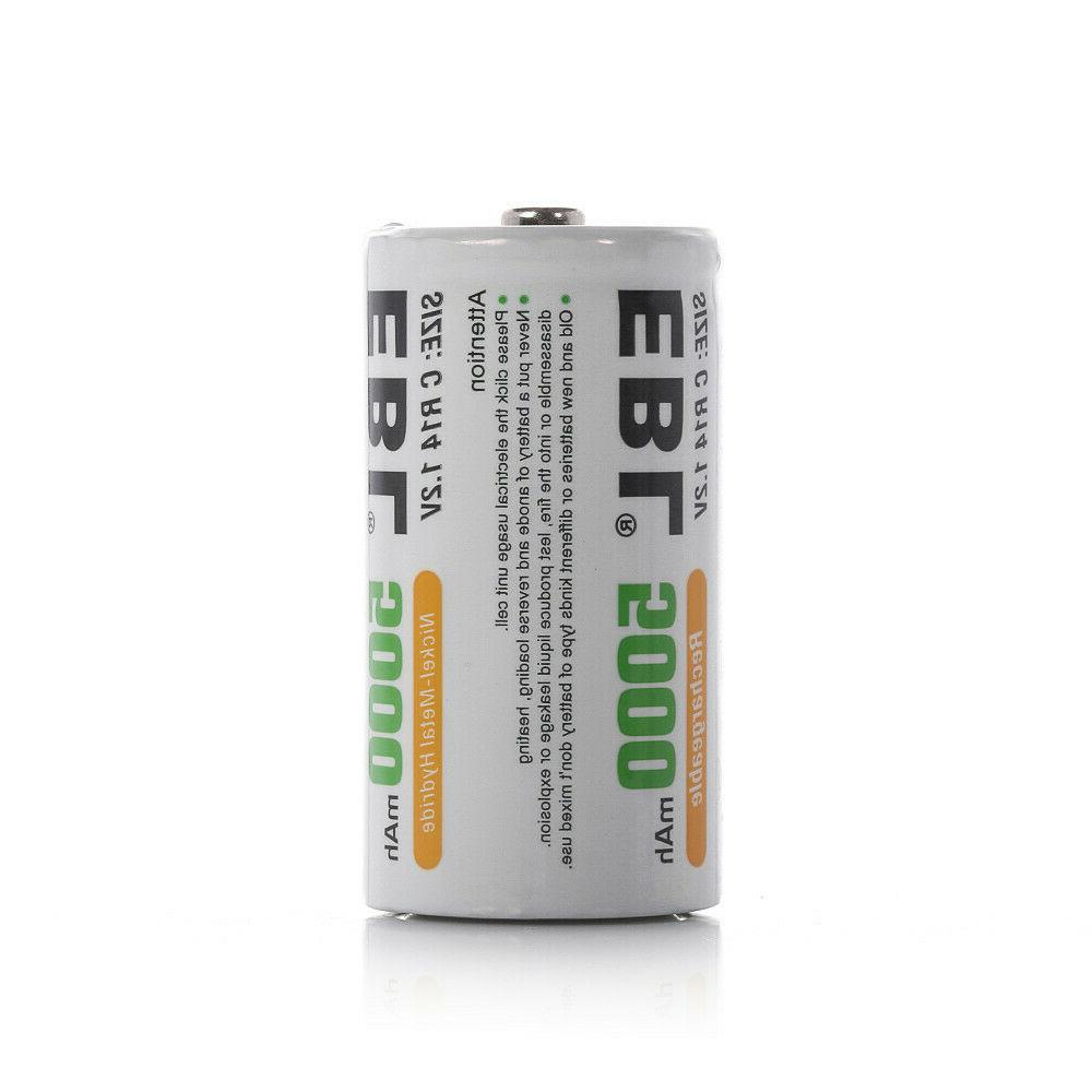 1.2V Ni-MH ALKALINE D Size Batteries Battery