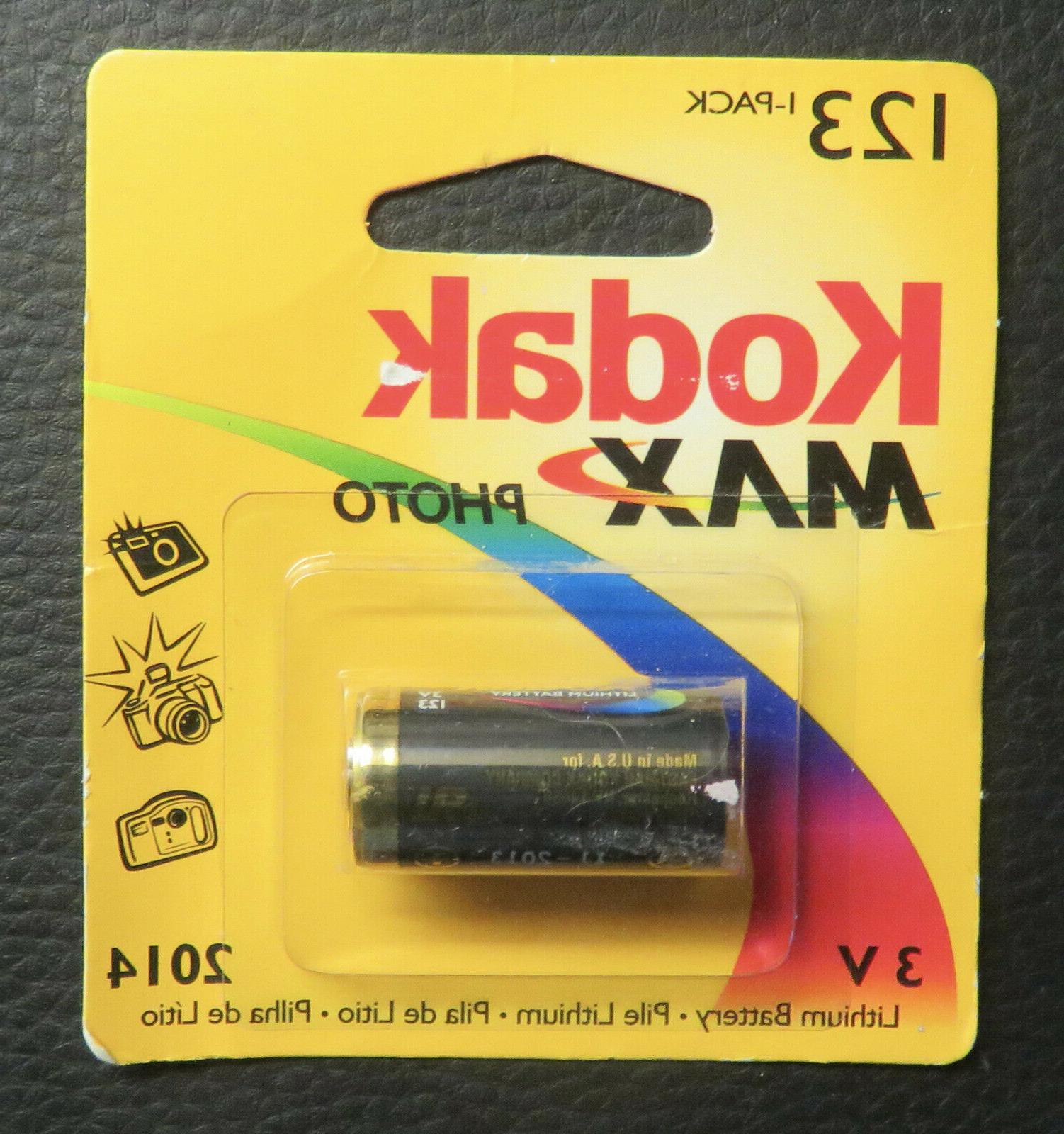lot of 15 max photo123 lithium battery