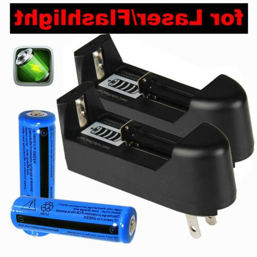 Lot Rechargeable 11.1W Batteries Li-ion Battery&Charger