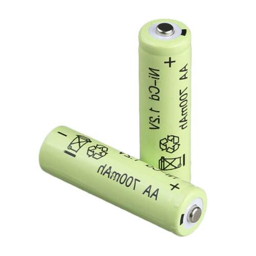 Lot Rechargeable Battery for Garden Ni-Cd Lamp