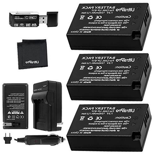 lp e17 replacement battery