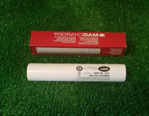 maglite streamlight rechargeable battery pack