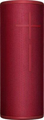 megaboom 3 wireless bluetooth speaker sunset red