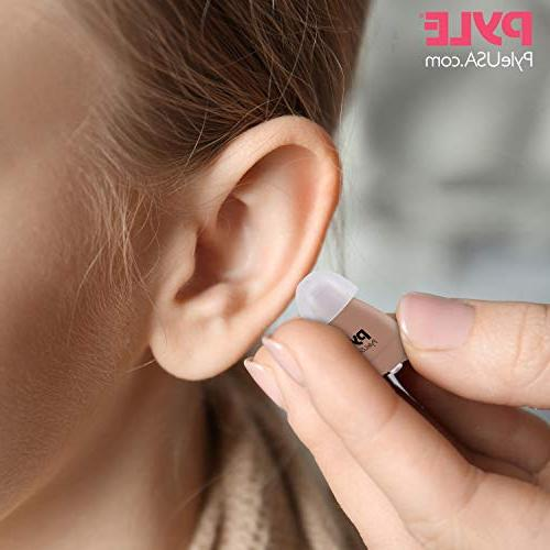 Mini Device The Sound Amplifier Rechargeable Battery - Noise - Listening kit - Pyle PHLHA57