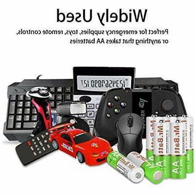 Mr.Batt Batteries 1600mA Audio