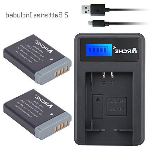 nb nb13l cb 2lh battery