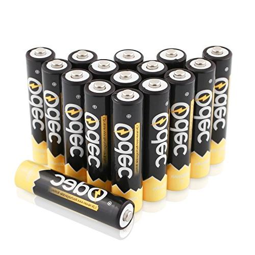 Odec NiMH  AAA Rechargeable Batteries 1000mAh 16 Pack