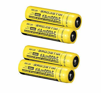Nitecore NL189 12.6Wh Rechargeable Battery