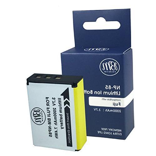 BM Premium NP-85 And Charger Kit For S1 SL240 SL300 SL305 Digital Camera