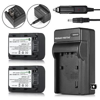np fh50 battery charger for sony np