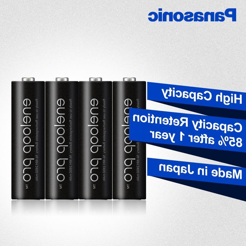 Original Panasonic <font><b>Eneloop</b></font> 4PCS/LOT <font><b>AAA</b></font> 1.2V <font><b>eneloop</b></font> Shipping