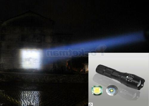 Outdoor LED Light Rechargeable 18650 Battery