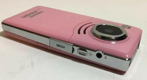 Pink Sylvania HD720P SD