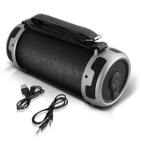 Portable Wireless Stereo System, Built-in Battery