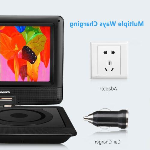 Portable Speaker 270° LED 5000mAh