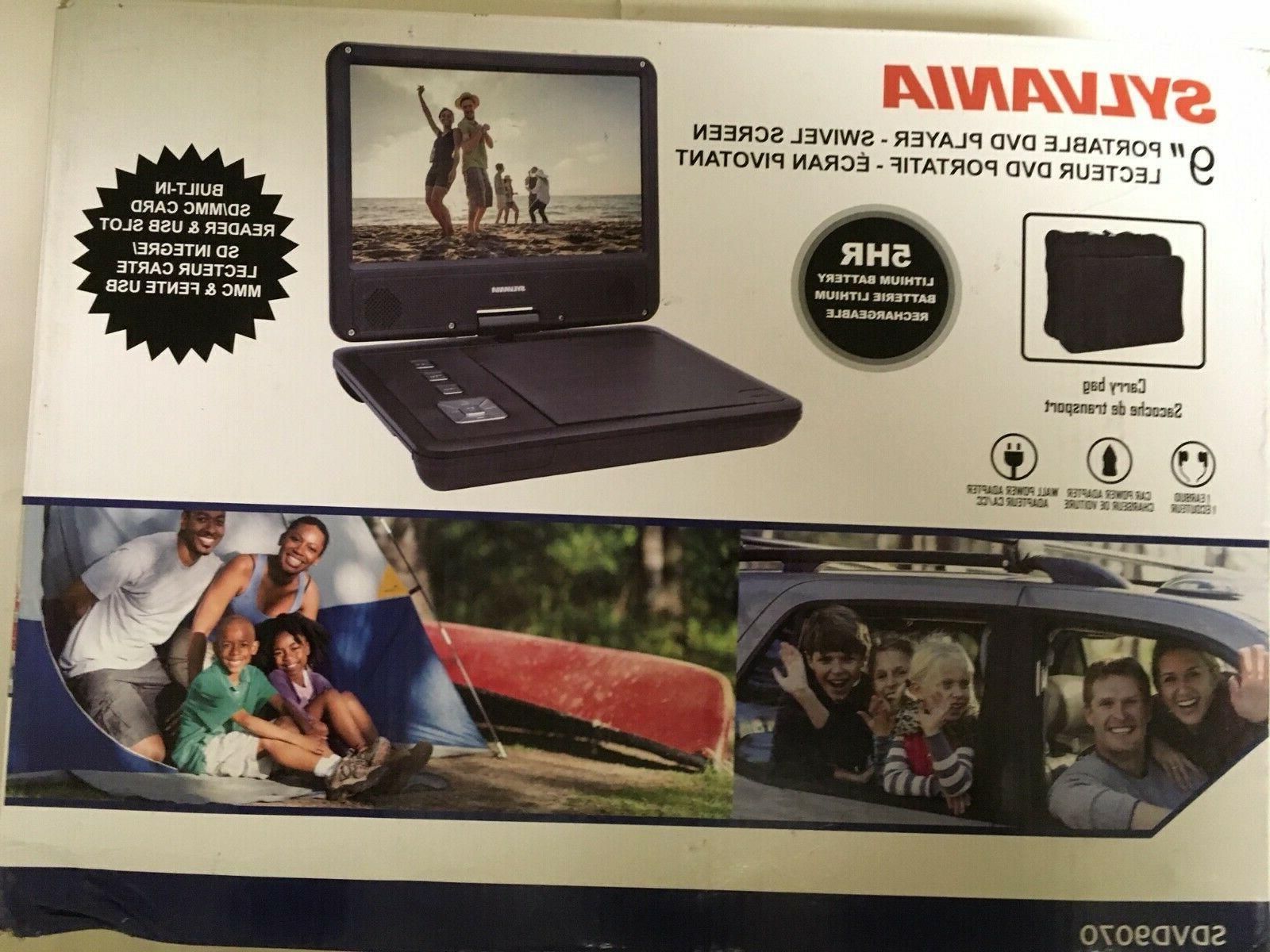 Sylvania DVD Media Player sale, models, gift