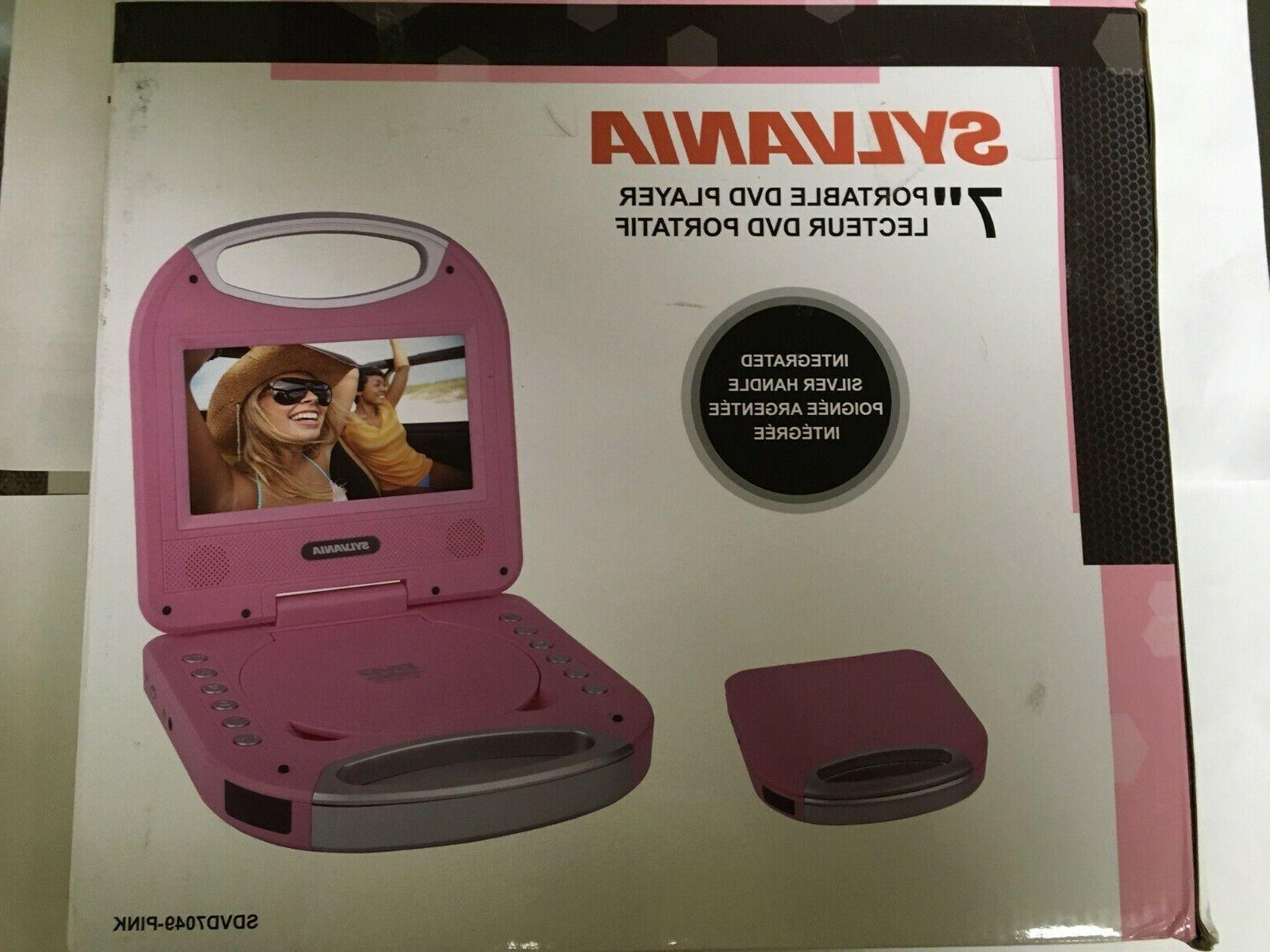 Sylvania Portable Media Player models,