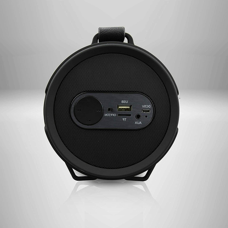 Pyle Portable Bluetooth Rechargeable Surrou
